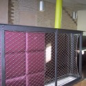 Interior Net Mesh Balustrade