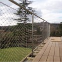 Verandah Balcony Net Mesh Balustrade