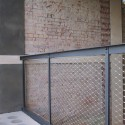 Balcony Net Mesh Balustrade